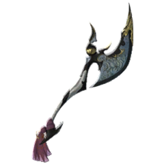 Firion's Mythril Axe in <i><a href=