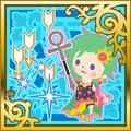 FFAB Magic Arrow - Rydia SR+