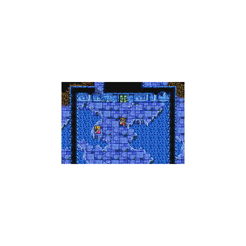 Lifespring Grotto (GBA).