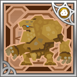 Golem I Summon Stone (R+).