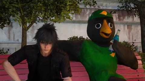 Kenny Crow's Assault on Noctis