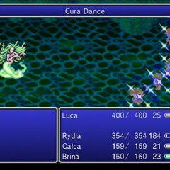 Cura Dance.