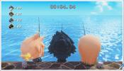 World of Final Fantasy Maxima fishing