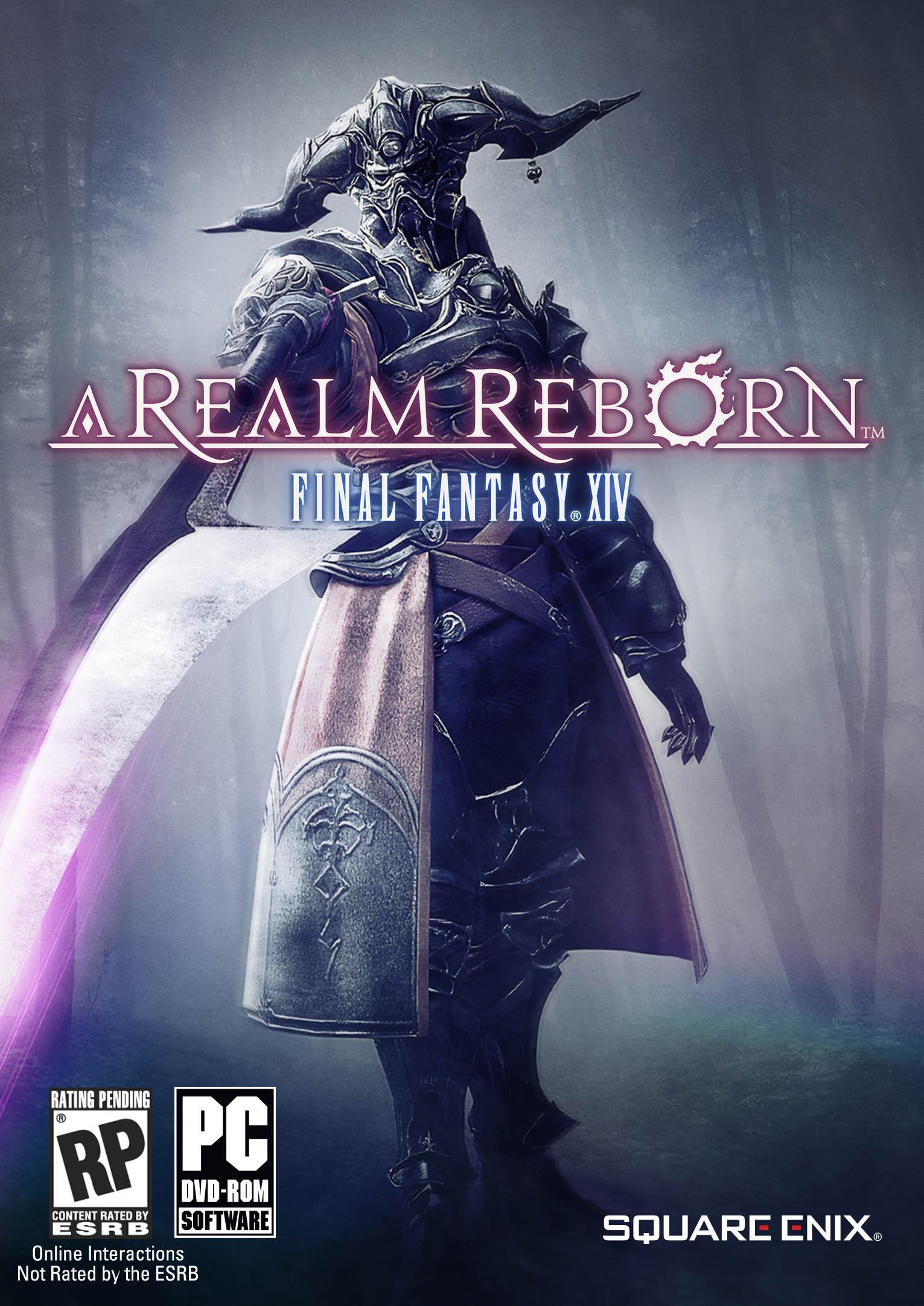 Image result for final fantasy 14 cover