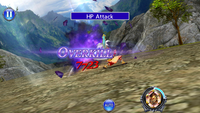 DFFOO Onion Knight HP Attack