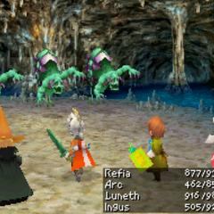 <i>Final Fantasy III</i> (DS).