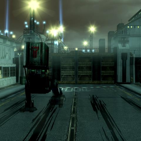 Class Zero sneaking into the empire on a Magitek Armor.