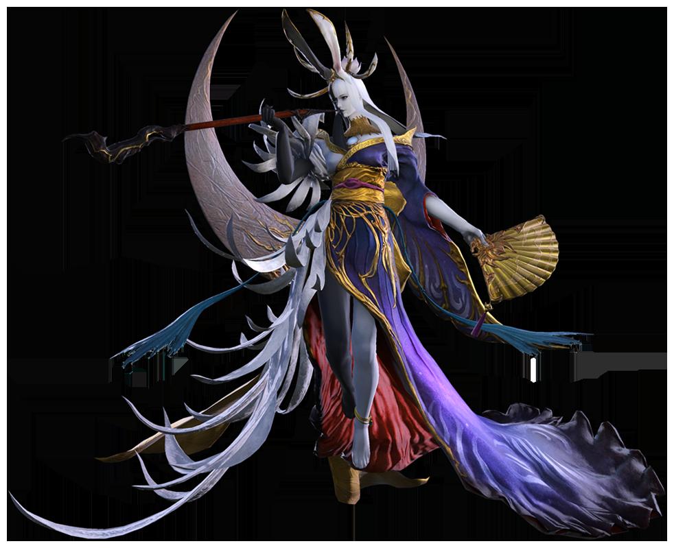 Tsukuyomi (Final Fantasy XIV) | Final Fantasy Wiki | FANDOM powered