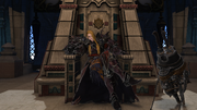 FFXIV Zenos Throne
