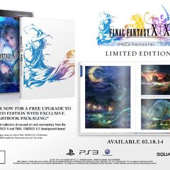 PS3 North American Limited Edition package.