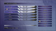 FFX Formation Menu PS3