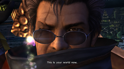 FFX HD Auron This is Your World Now