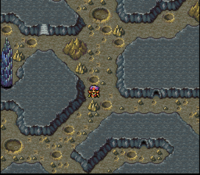 Final Fantasy IV - On The Moon
