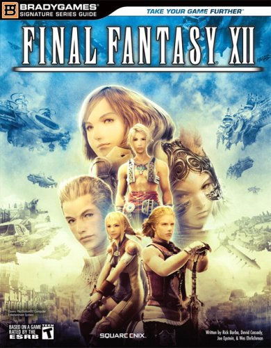 image final fantasy xii signature series guide jpg final fantasy