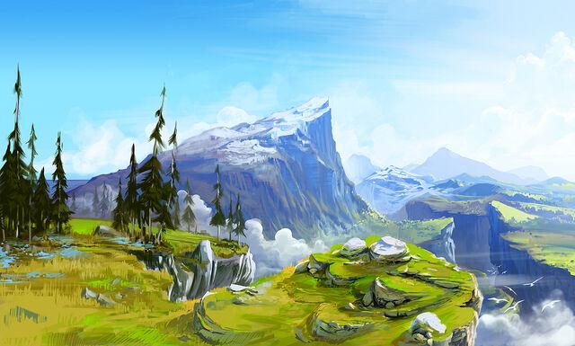 File:Fortress - Mountain landscape.jpg