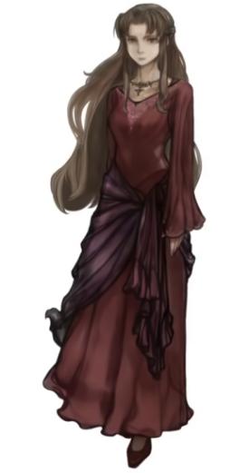 Ifalna from FFVIIR(1)