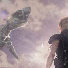 <i>Shera</i> in <i>Final Fantasy: Advent Children Complete</i>.