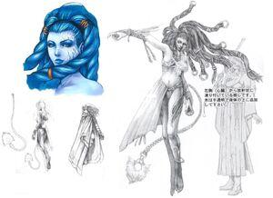 Shiva concept FF10