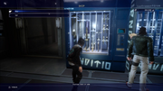 Zegnautus Keep weapon vending machine from FFXV