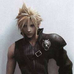 Cloud's <i>Advent Children</i> outfit for the <i>Final Fantasy VII</i> Anniversary.