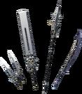 DFF2015 Noctis's Armaments 4