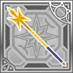 Golden Spear (R+).