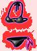 FFBE Dark Fina's Swimwear