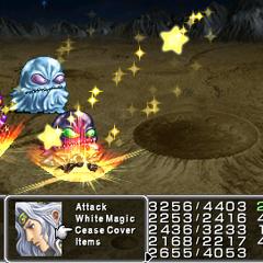 Comet <i>Final Fantasy IV</i> (PSP).