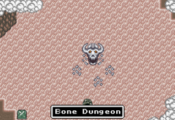 FFMQ Bone Dungeon
