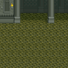 Fundo de batalha (Dentro do Castelo Dimensional) (SNES).