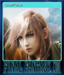 FFXIII Steam Card GranPulse