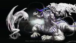 FFXIV Sin Eater Artwork