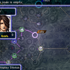 Lulu's Sphere Grid (PS2).