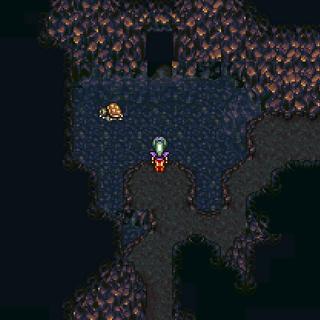 Излечивающий родник в пещере.