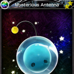 Rank 2 Mysterious Antenna.