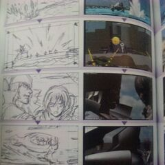 Storyboard for PS2.