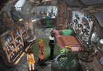 Shumi Village Timber Maniacs Issue from FFVIII Remastered
