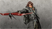 Ardyn with Bow of the Clever in FFXV bestiary