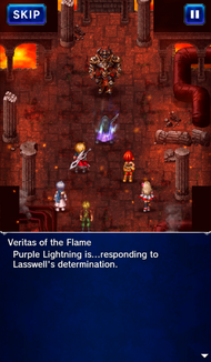 FFBE Lasswell determination