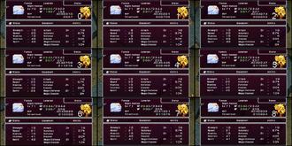FFIV PSP Fusoya Level Up Possibilities