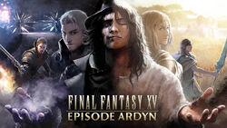 FFXV Episode Ardyn key art