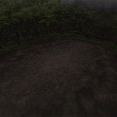Battle background for a forest in <i><a href=