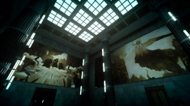 Hall of History from FFXV