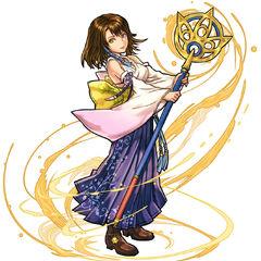 No. 2043 Yuna (6★).