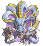 Tiamat Nintendo Power