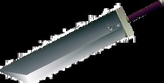 Buster Sword Final Fantasy Wiki Fandom