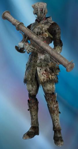 Eternal Artilleryman from FFXV