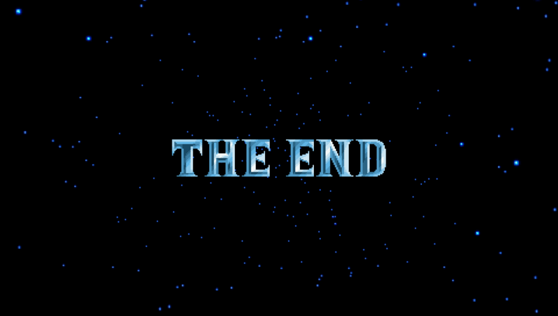 FFI PSP The End