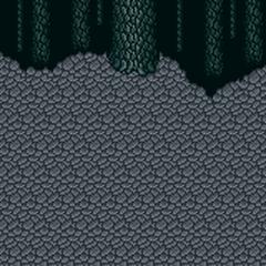 Fundo de batalha (Dentro do meteorito) (SNES).