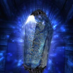 Famfrit's crystal in <i>Final Fantasy XII</i>.